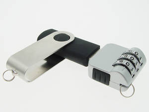 USB-Zahlenschloss
