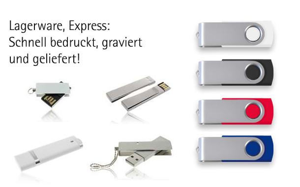 Lagerware, Express-Produktionen
