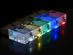 USB-Stick cocos-USB-Crystal-Drive