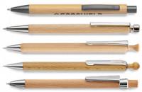 Holz-Kugelschreiber, Holzstifte, (99HOL)
