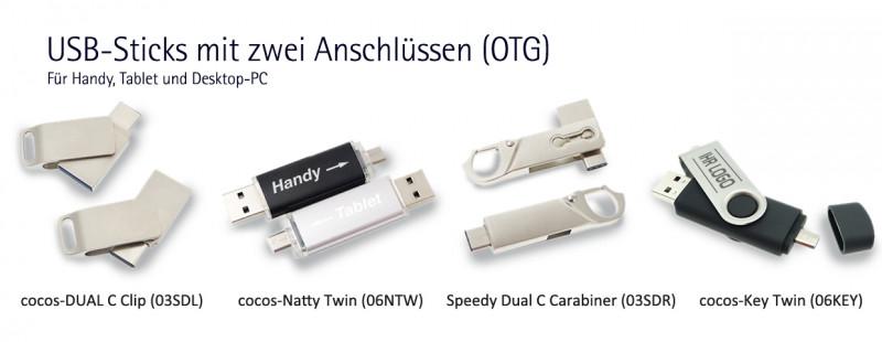 OTG USB-Sticks