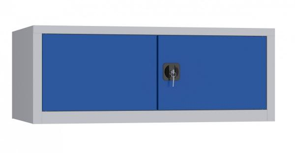 Aufsatzschrank mit Flügeltüren - 1 Fach - 460x1200x600 mm (HxBxT)
