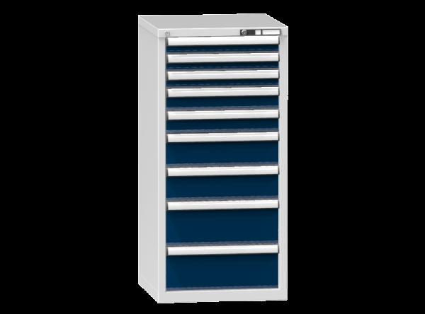 Schubladenschrank - Standcontainer - 3+2+2+2 Schublade - 1215x578x600 mm (HxBxT)