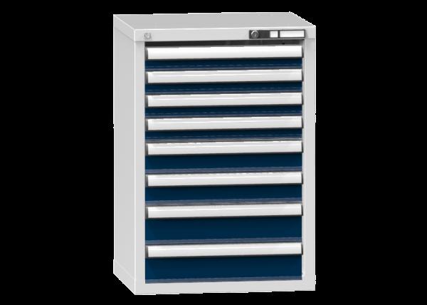 Schubladenschrank - Standcontainer - 4+2+2 Schublade - 840x578x464 mm (HxBxT)