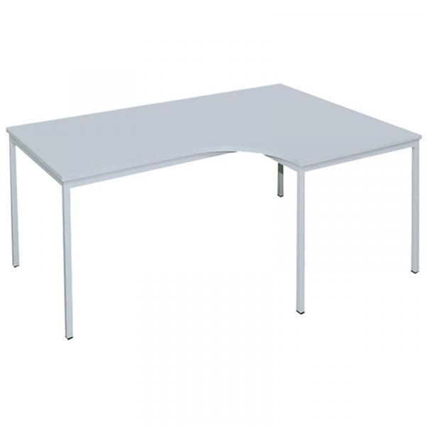 Freiformtisch - Winkel rechts - 750 x 1800 x 800/1200 x 800 mm