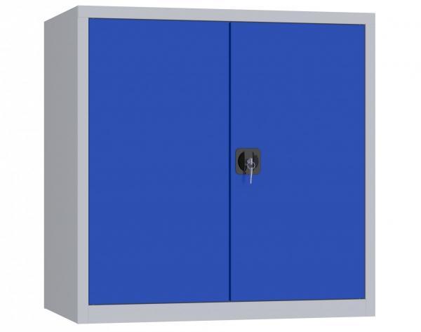 Werkzeugschrank, Hängeschrank - 2 Einlegeböden/ 2 Schubladen - 1000x1000x500 mm (HxBxT)