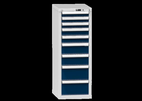 Schubladenschrank - Standcontainer - 3+2+2+2 Schublade - 1215x442x600 mm (HxBxT)