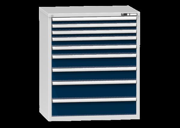Schubladenschrank - Standcontainer - 3+2+2+2 Schublade - 1215x1037x753 mm (HxBxT)