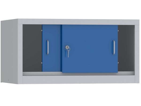 Aufsatzschrank mit Schiebetüren - 460x900x500 mm (HxBxT)