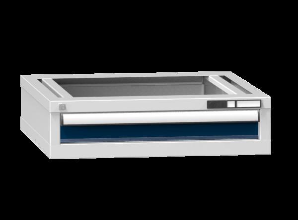 Schubladenschrank - Standcontainer -1 Schublade - 190x731x753 mm (HxBxT)