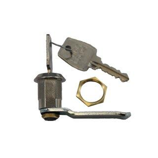 Zylinderschloss Euro-Locks inkl. 2 Schlüssel, Selbstmontage