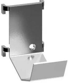 Einhängeprogramm YJ1 - Flacher Haken - 60 mm