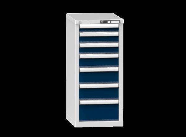 Schubladenschrank - Standcontainer - 1+2+1+2+1 Schublade - 990x442x600 mm (HxBxT)