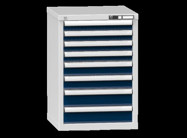 Schubladenschrank - Standcontainer - 4+2+2 Schublade - 840x578x600 mm (HxBxT)