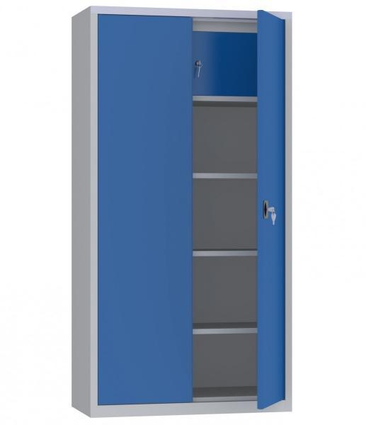 Büroschrank mit Wertfach - 1950x1000x500 mm (HxBxT)