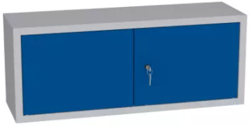 Spind, Hängeschrank, Schrankaufsatz, Würfel - 400x1200x300 mm (HxBxT)