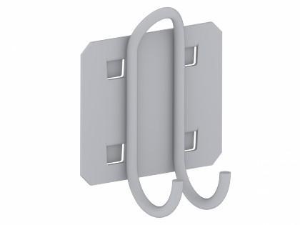 Lochwandhaken Typ W - Zubehör für Lochwand/Werkzeugtafel/Lochplatte