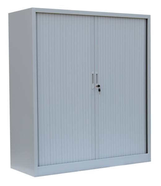 Rollladenschrank - 2 Einlegeböden - 1350x1200x457 mm (HxBxT)