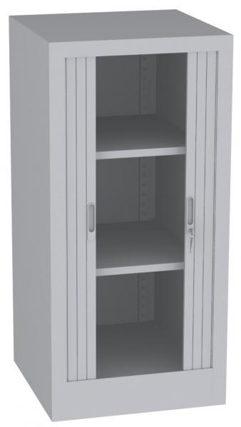 Rollladenschrank - 2 Einlegeböden - 1250x600x600 mm (HxBxT)