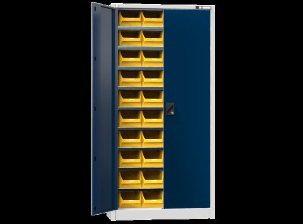 Universalschrank UK1 - mit Boxen - 1950x950x400 mm (HxBxT)