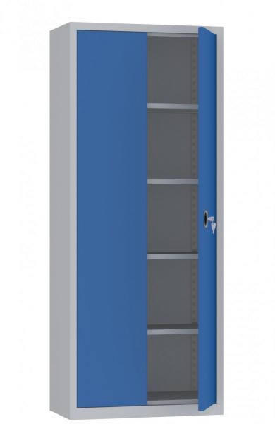 Büroschrank - 4 Einlegeböden - 1950x800x600 mm (HxBxT)