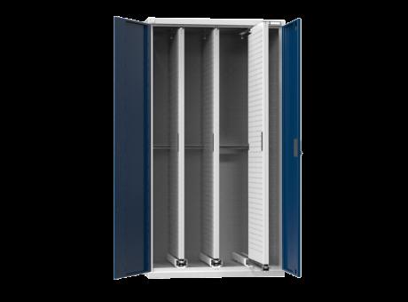 Vertikale Schränke - mit 3x ausziebaren Lochplatten - 1950x1044x655 mm (HxBxT)