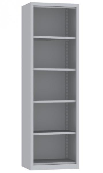 Aktenregal, Büroregal - 1950x600x400 mm (HxBxT)