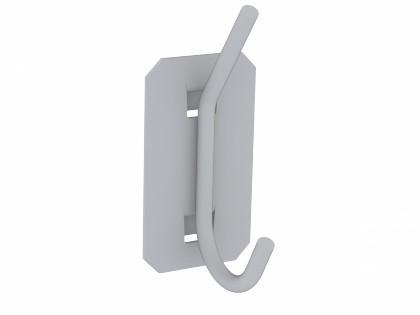 Lochwandhaken Typ H - Zubehör für Lochwand/Werkzeugtafel/Lochplatte