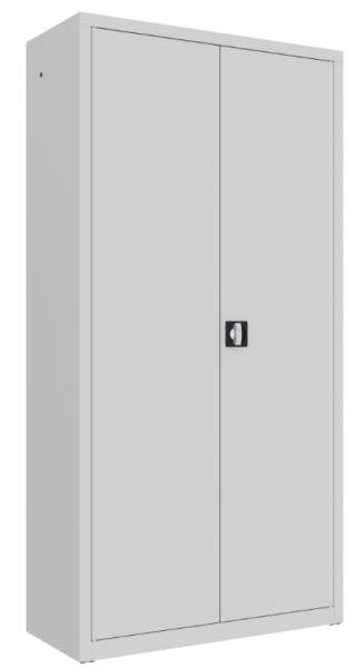 Büroschrank mit Flügeltüren - 4 Einlegeböden- 1990x1000x435 cm (HxBxT)