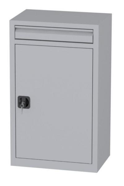 Büroschrank mit Schublade - 2 Einlegeböden - 1000x600x400 mm (HxBxT)