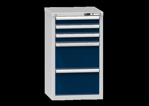 Schubladenschrank - Standcontainer - 3+2 Schublade - 990x578x600 mm (HxBxT)