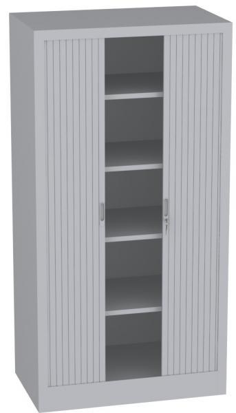 Rollladenschrank - 4 Einlegeböden - 1950x1000x600 mm (HxBxT)