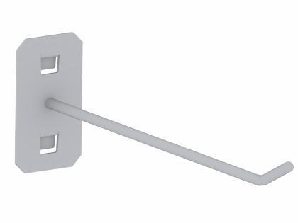 Lochwandhaken Typ L200 - Zubehör für Lochwand/Werkzeugtafel/Lochplatte
