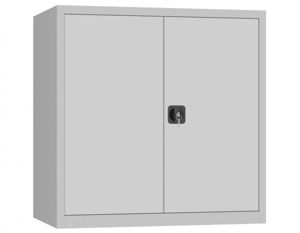 Büroschrank - 2 Einlegeböden - 1000x1200x600 mm (HxBxT)