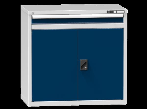 Schubladenschrank - Standcontainer - 1 Schublade, 1x Tür 800mm - 990x1037x600 mm (HxBxT)