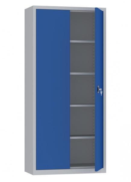 Werkzeugschrank - 4 Einlegeböden - 1950x900x400 mm (HxBxT)
