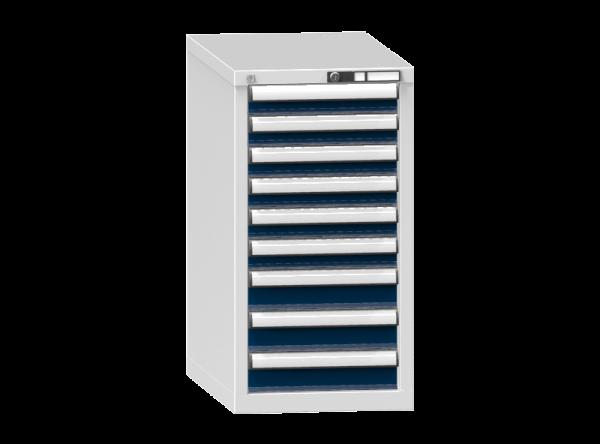 Schubladenschrank - Standcontainer - 6+3 Schublade - 840x442x753 mm (HxBxT)