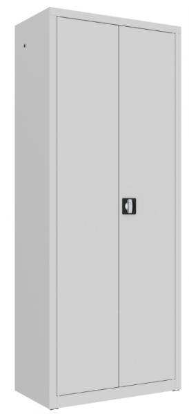Büroschrank mit Flügeltüren - 4 Einlegeböden- 1990x800x435 cm (HxBxT)