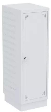 Schrank für Laptops - 15 Fächer - 1295x407x500 mm (HxBxT)
