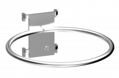 Einhängeprogramm YR4 - Rundhaken - D: 100 mm