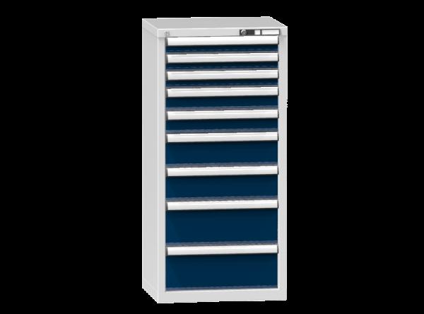 Schubladenschrank - Standcontainer - 3+2+2+2 Schublade - 1215x578x464 mm (HxBxT)
