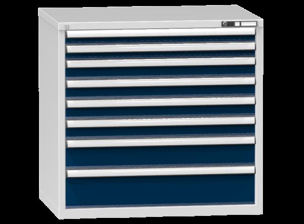 Schubladenschrank - Standcontainer - 2+4+1+1 Schublade - 990x1037x753 mm (HxBxT)