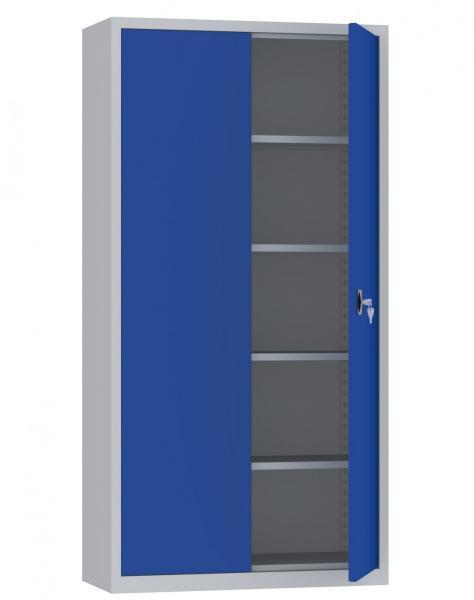 Büroschrank - 4 Einlegeböden - 1950x1000x400 mm (HxBxT)