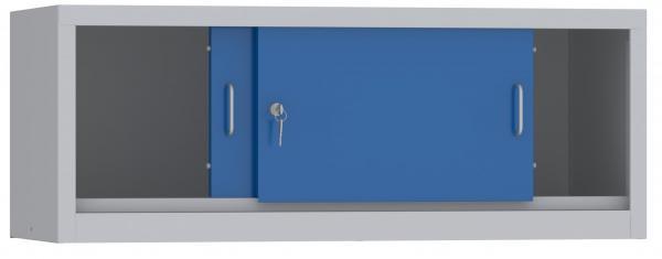 Aufsatzschrank mit Schiebetüren - 460x1200x500 mm (HxBxT)