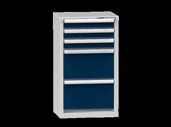 Schubladenschrank - Standcontainer - 3+2 Schublade - 990x578x464 mm (HxBxT)