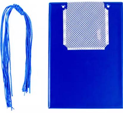 FÖRCH Auftragstasche Werkstattmappe A4 blau