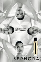 Der neue Duft Karl Lagerfeld Karleidoscope - überraschend vielseitig