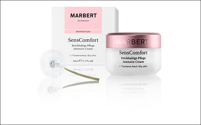 marbert-sensitive-care-header