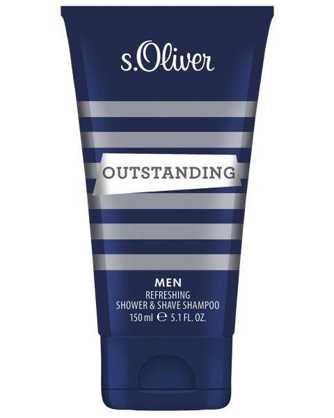 Outstanding Men Shower & Shave Shampoo