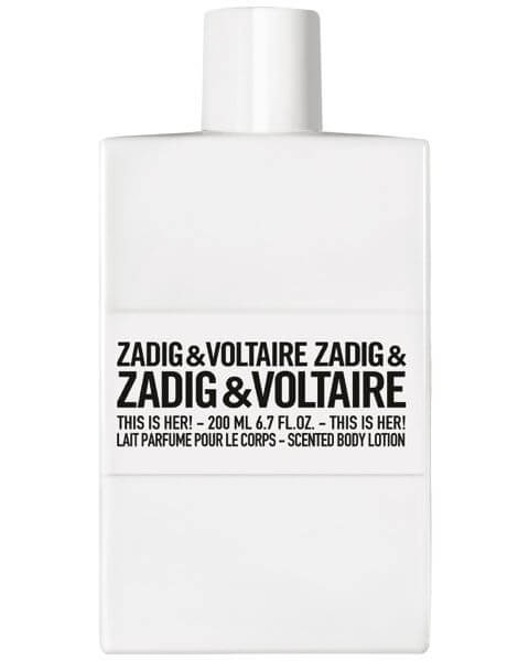 This is Her! Body Lotion